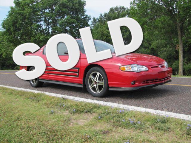 2004 Chevrolet Monte Carlo SS Supercharged Dale Earnhardt Jr St. Louis, Missouri 0