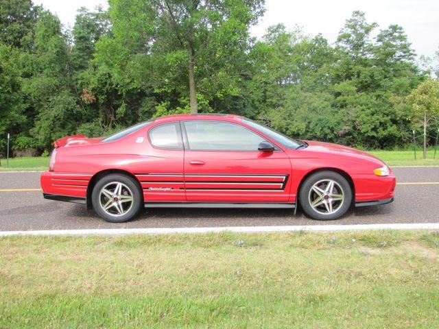 2004 Chevrolet Monte Carlo SS Supercharged Dale Earnhardt Jr St. Louis, Missouri 1