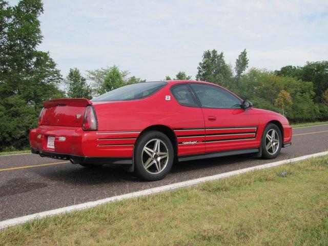 2004 Chevrolet Monte Carlo SS Supercharged Dale Earnhardt Jr St. Louis, Missouri 2