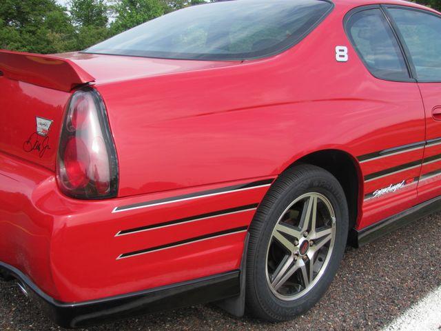 2004 Chevrolet Monte Carlo SS Supercharged Dale Earnhardt Jr St. Louis, Missouri 3