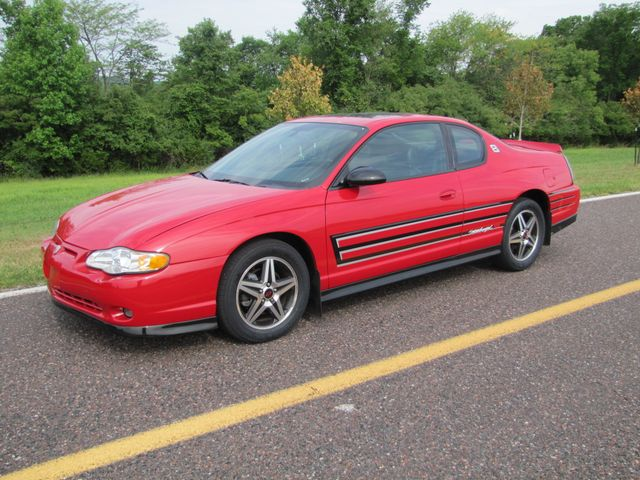 2004 Chevrolet Monte Carlo SS Supercharged Dale Earnhardt Jr St. Louis, Missouri 7