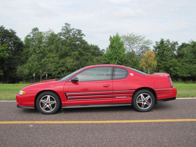 2004 Chevrolet Monte Carlo SS Supercharged Dale Earnhardt Jr St. Louis, Missouri 8