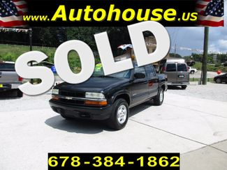 2004 Chevrolet S-10 in Hiram, Georgia
