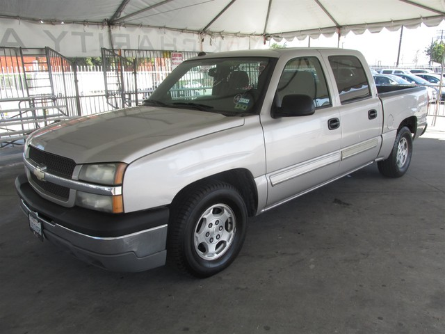 2004 Chevrolet Silverado 1500 LS This particular Vehicles true mileage is unknown TMU Please c