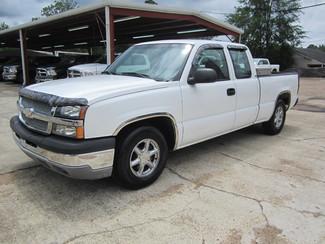 2004 Chevrolet Silverado 1500 ext cab Houston, Mississippi