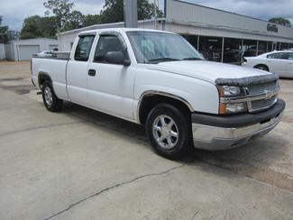 2004 Chevrolet Silverado 1500 ext cab Houston, Mississippi 1