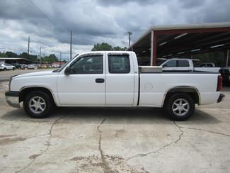 2004 Chevrolet Silverado 1500 ext cab Houston, Mississippi 2