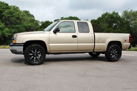 2004 Chevrolet Silverado 1500 - 4x4 in Liberty Hill , TX