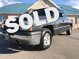 2004 Chevrolet Silverado 1500 LS Ext. Cab Short Bed 4WD LINDON, UT