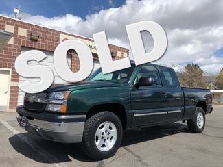 2004 Chevrolet Silverado 1500 Ext. Cab Short Bed 4WD LINDON, UT