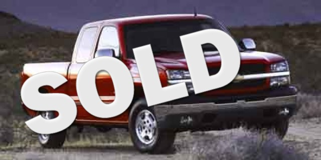 2004 Chevrolet Silverado 1500 Work Truck  VIN 2GCEC19V341264437 248k miles  Anti-Theft AC Du