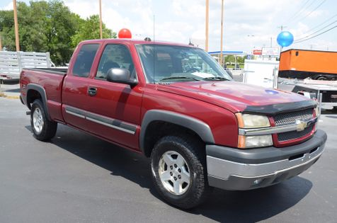 2004 Chevrolet Silverado 1500 Z71 in Maryville, TN