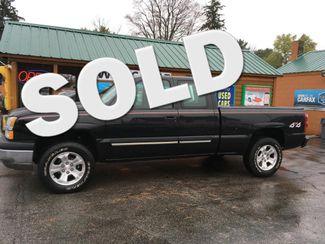 2004 Chevrolet Silverado 1500 4X4 Ontario, OH