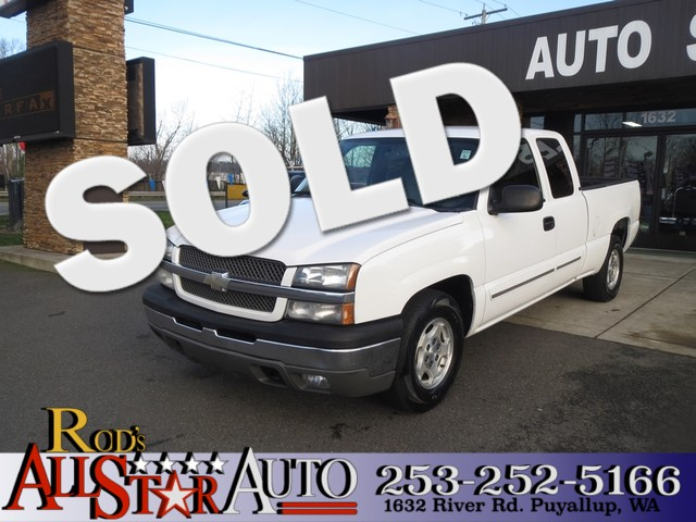 2004 Chevrolet Silverado 1500 The CARFAX Buy Back Guarantee that comes with this vehicle means tha