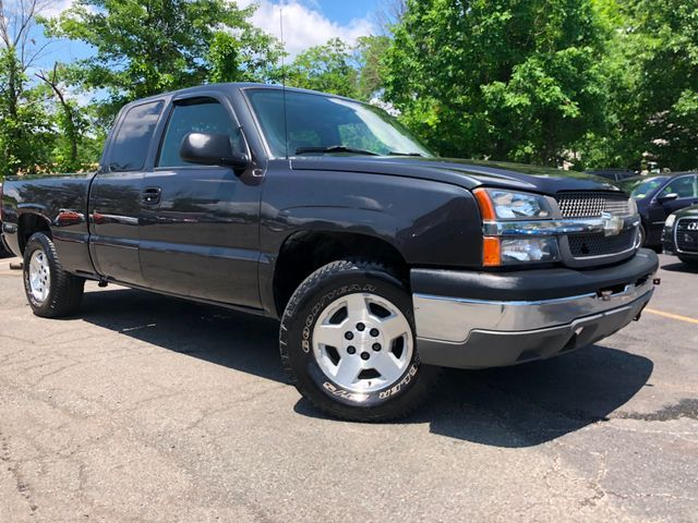 2004 Chevrolet Silverado 1500 Work Truck Sterling, Virginia 1