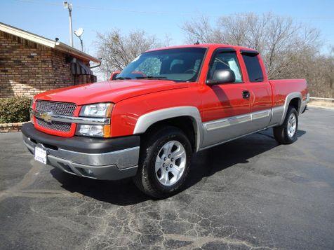 2004 Chevrolet Silverado 1500 4WD in Wichita Falls, TX