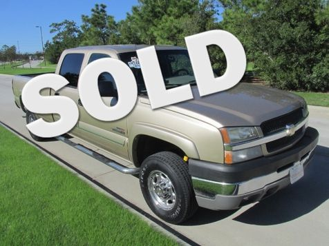 2004 Chevrolet Silverado 2500 LS in Willis, TX