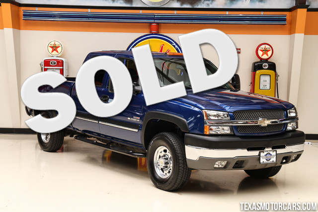 2004 Chevrolet Silverado 2500HD Financing is available with rates as low as 29 wac Get pre-ap