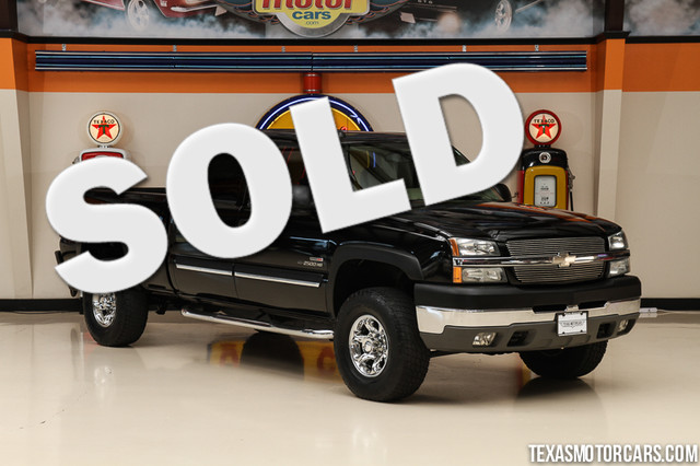 2004 Chevrolet Silverado 2500HD 4x4 Financing is available with rates as low as 29 wac Get pr