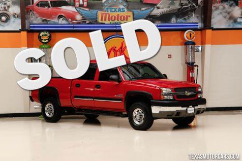 2004 Chevrolet Silverado 2500HD  in Addison