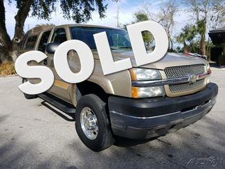2004 Chevrolet Silverado 2500HD LS Dunnellon, FL