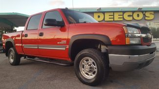 2004 Chevrolet Silverado 2500HD 4x4 Duramax Diesel Fort Pierce, FL