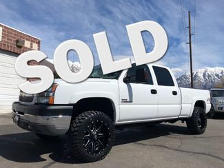 2004 Chevrolet Silverado 2500HD LS Crew Cab Short Bed 4WD LINDON, UT