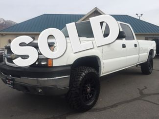 2004 Chevrolet Silverado 2500HD LT Crew Cab Long Bed 4WD LINDON, UT
