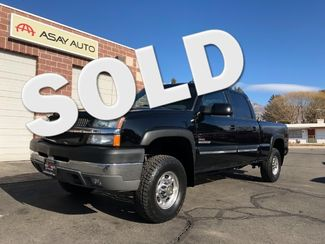 2004 Chevrolet Silverado 2500HD LT Crew Cab Short Bed 4WD LINDON, UT