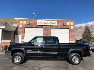 2004 Chevrolet Silverado 2500HD LT Crew Cab Short Bed 4WD LINDON, UT 2