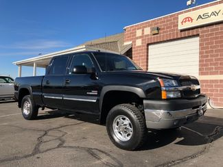 2004 Chevrolet Silverado 2500HD LT Crew Cab Short Bed 4WD LINDON, UT 6