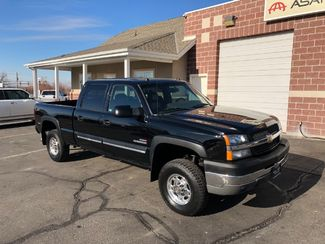 2004 Chevrolet Silverado 2500HD LT Crew Cab Short Bed 4WD LINDON, UT 7