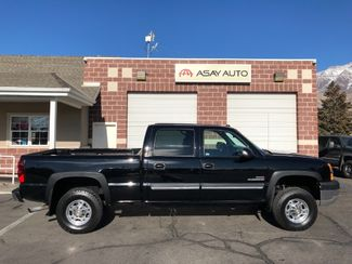 2004 Chevrolet Silverado 2500HD LT Crew Cab Short Bed 4WD LINDON, UT 8