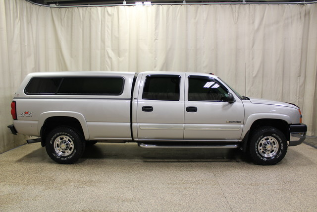 2004 Chevrolet Silverado 2500HD LONG BOX Roscoe, Illinois 1