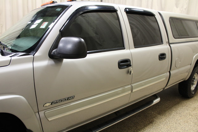 2004 Chevrolet Silverado 2500HD LONG BOX Roscoe, Illinois 8