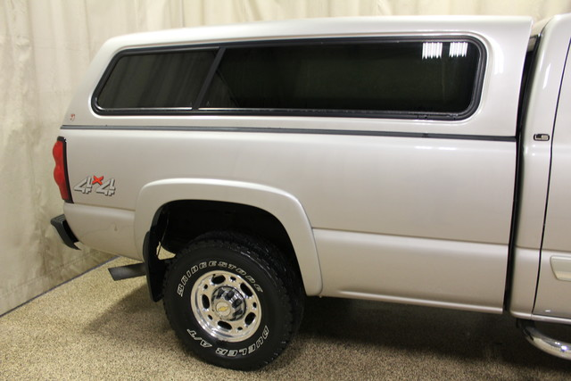2004 Chevrolet Silverado 2500HD LONG BOX Roscoe, Illinois 13