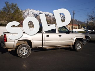 2004 Chevrolet Silverado 2500HD LS Ogden, Utah