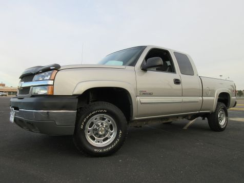 2004 Chevrolet Silverado 2500HD Ext Cab, 4X4, 6.6L Duramax in , Colorado