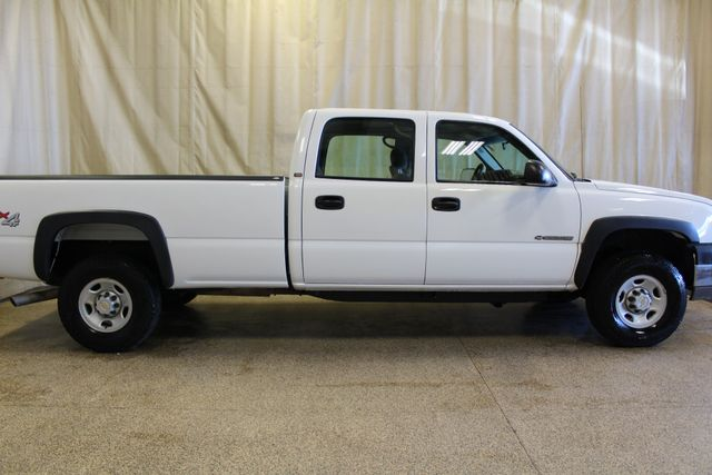 2004 Chevrolet Silverado 2500HD long bed Work Truck Roscoe, Illinois 1