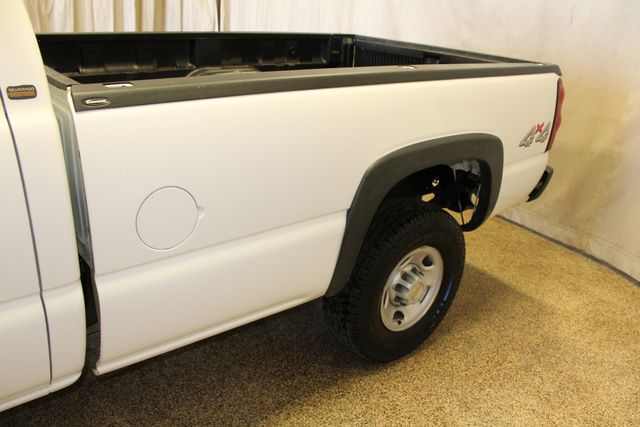 2004 Chevrolet Silverado 2500HD long bed Work Truck Roscoe, Illinois 11