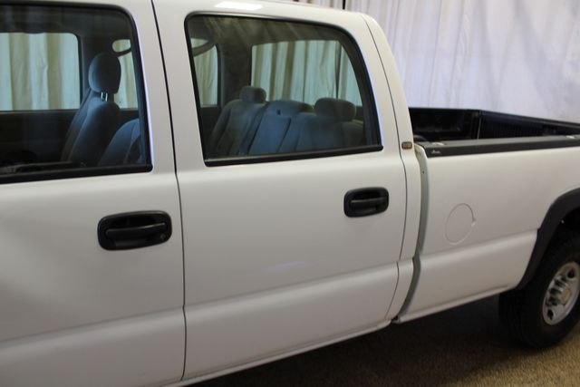2004 Chevrolet Silverado 2500HD long bed Work Truck Roscoe, Illinois 12