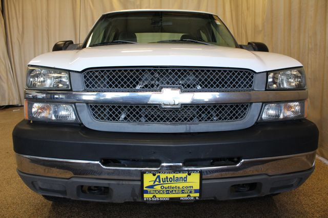 2004 Chevrolet Silverado 2500HD long bed Work Truck Roscoe, Illinois 3