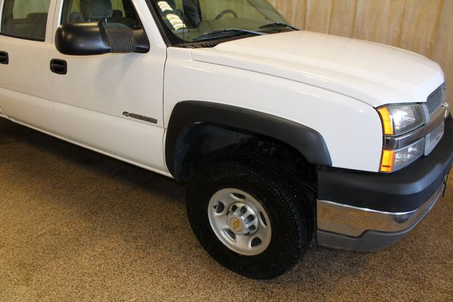 2004 Chevrolet Silverado 2500HD long bed Work Truck Roscoe, Illinois 4