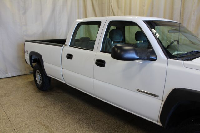 2004 Chevrolet Silverado 2500HD long bed Work Truck Roscoe, Illinois 5