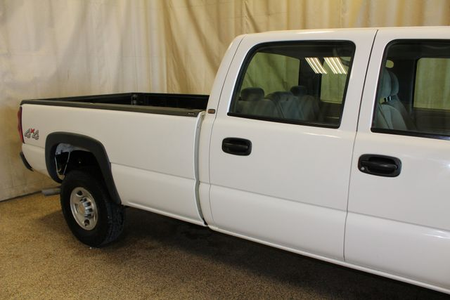 2004 Chevrolet Silverado 2500HD long bed Work Truck Roscoe, Illinois 6