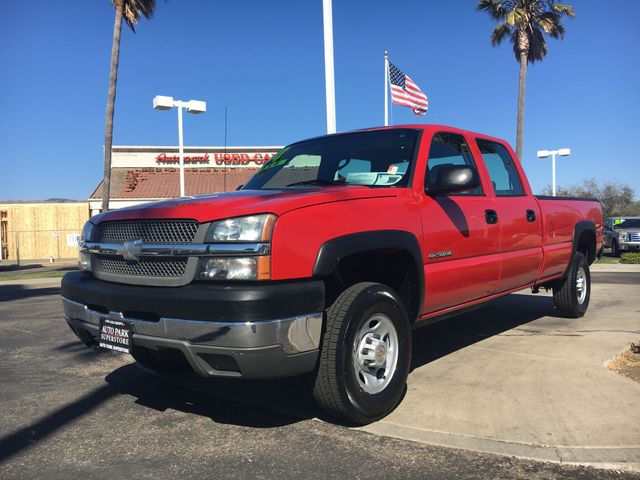 2004 Chevrolet Silverado 2500HD Work Truck You wont lack the horsepower or torque you need when d