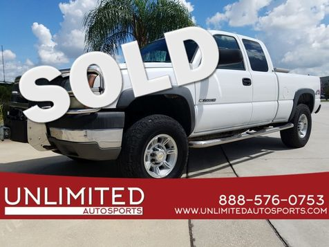 2004 Chevrolet Silverado 2500HD Work Truck in Tampa, FL