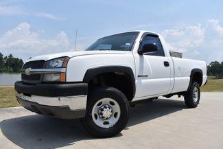 2004 Chevrolet Silverado 2500HD Work Truck Walker, Louisiana 4