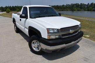 2004 Chevrolet Silverado 2500HD Work Truck Walker, Louisiana 1