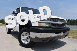 2004 Chevrolet Silverado 2500HD Work Truck Walker, Louisiana